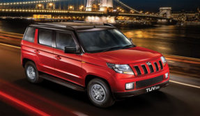 Mahindra introduced a new variant to TUV300 subcompact SUV