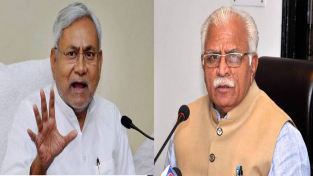 Nitish asks to CM Khattar to get foolproof investigation done in Pradyuman case