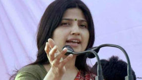 dimple yadav said pm has made electricity hindu and muslim
