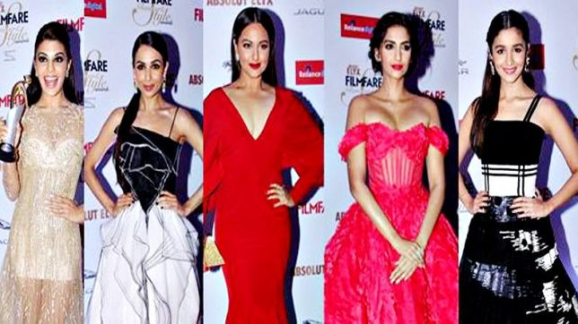 glamour and style awards