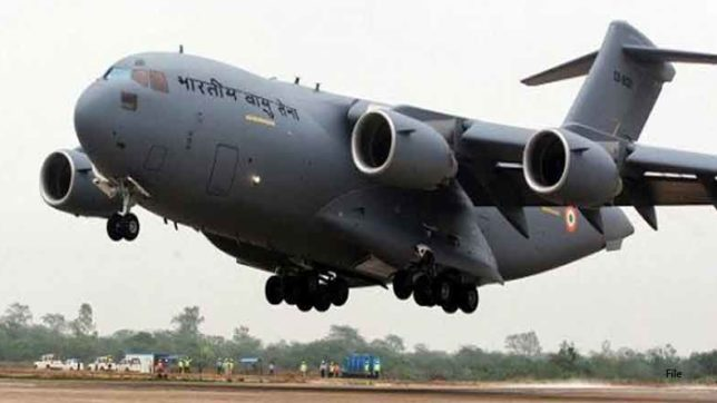 government may take help of air force to supply cash for banks in several part of country