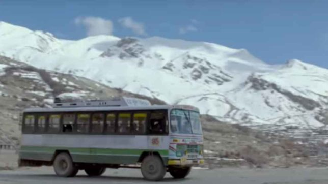 Why Indian people prefer bus for travelling rather than train