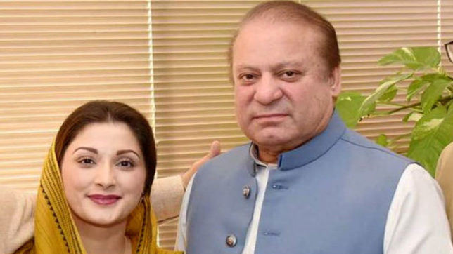 Pakistani anti-corruption court indicts ousted PM Nawaz Sharif and his daughter Maryam