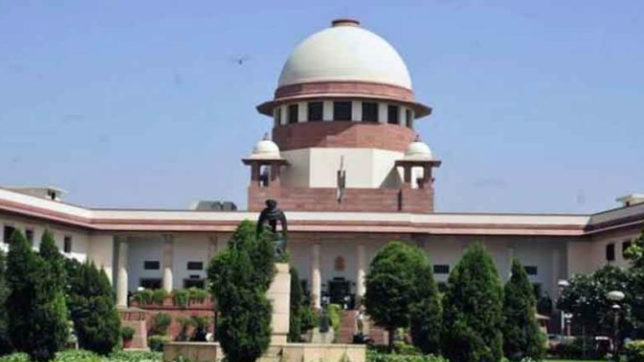 Supreme Court said cut your crop and give land possession