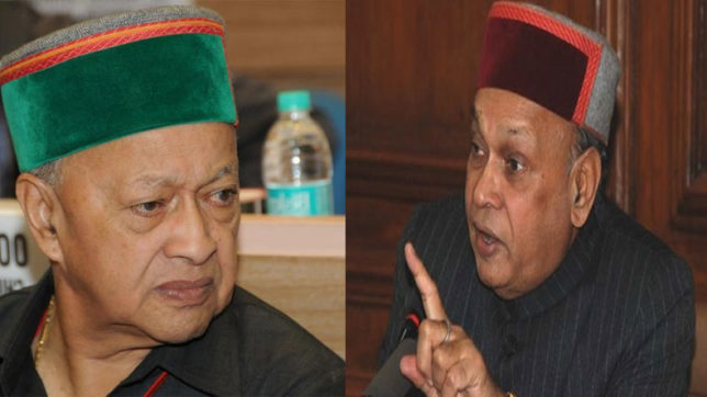 Himachal pradesh assembly elections 2017: Why Virbhadra Singh and Prem Kumar Dhumal will fight from new seats
