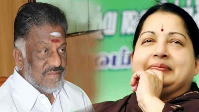 Portfolios which were held by Jayalalitha has been allocated to finance minister O Panneerselvam