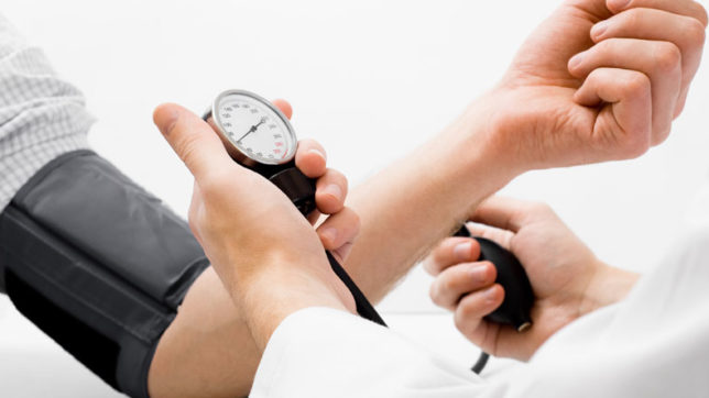 how to cure high blood pressure problem