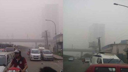 delhi pollution this way you can became safe