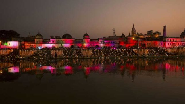 Diwali 2017: Diwali celebration in ayodhya cm yogi to celebrate diwali
