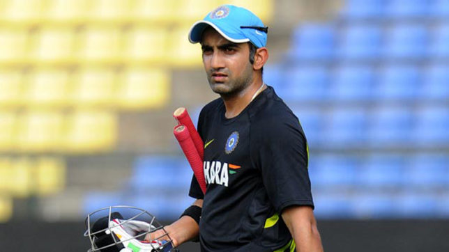 cricketer gautam gambhir rishi dhawan and paras dogra quits from unapproved ijpl after bcci warning