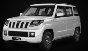 Mahindra TUV 300 launched know price