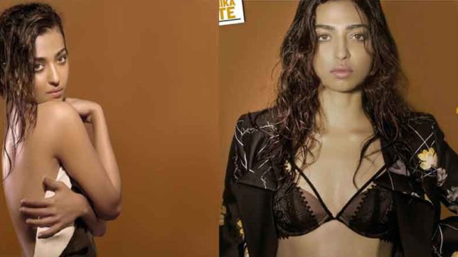 Once again nude picture of radhika apte has gone viral on social media