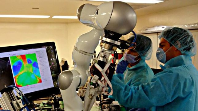 Smart Tissue Autonomous Robot (STAR)