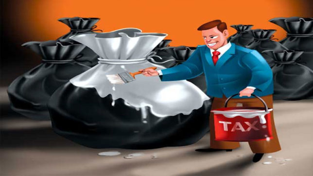 New tax rules will apply penalty of 205 percent on black money holder