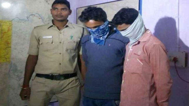 two gangrape accused arrest in chattishgarh