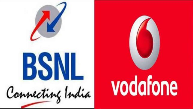 vodafone and BSNL signed a pact to fight call drop issues