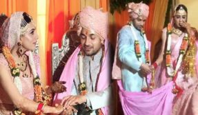 TV-actress-Smriti-Khanna-and-Gautam-Gupta-got-married-see-See-wedding-photos