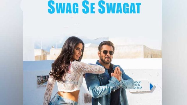 Tiger-Zinda-Hai-Salman-Khan-Katrina-Kaif-song-Swag-se-Swagat-make-a-world-record-on-youtube
