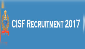 CISF-RECRUITMENT-2017