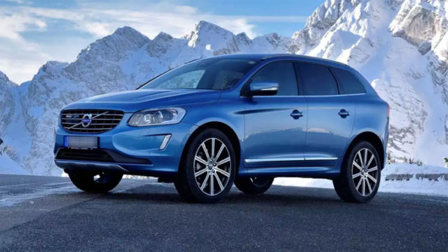 Volvo XC 60 Launch: Compete with BMW X3 and Audi Q5