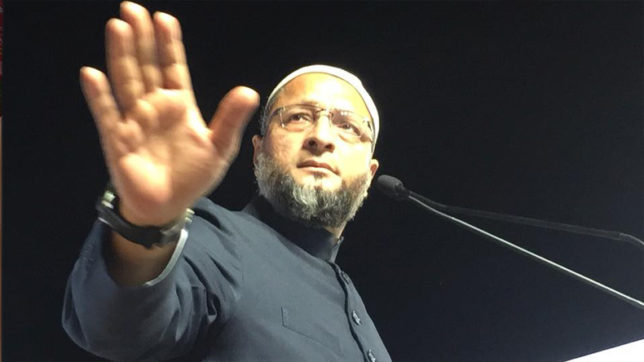 AIMIM MP Asaduddin Owaisi on hajj subsidy