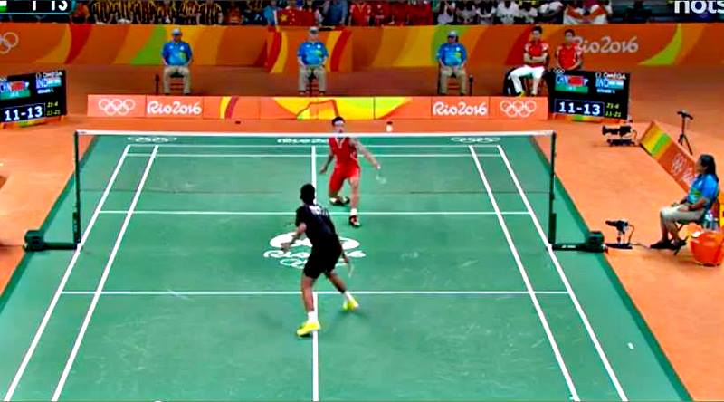 #RioOlympic: Kidambi Srikanth lost to China in the quarterfinals