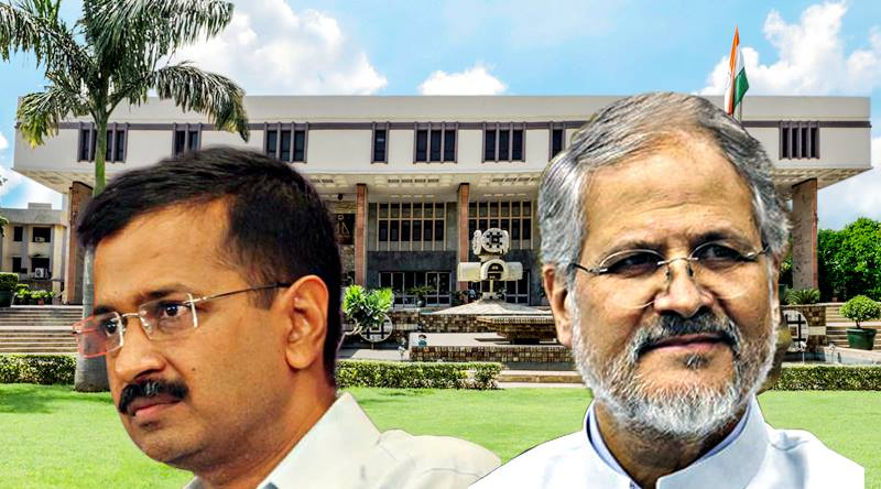 LG Najeeb Jung make committee for investigation off delhi governments files