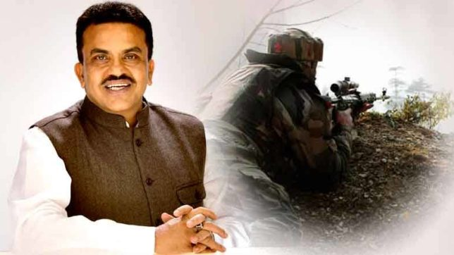 sanjay nirupam, surgical strike, indian army, congress, BJP, Arvind kejriwal