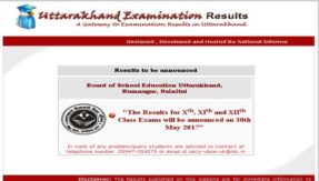 UK Board Result 2017 to declare 10th, 12th Result today at uaresults.nic.in