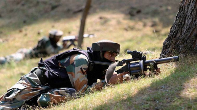 Two terrorists Killed, attempting infiltration, Nowgam, Indian Soldiers, Ongoing Operation, Jammu And Kashmir