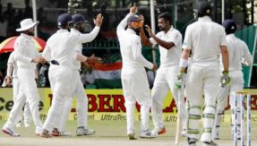 india can win second test and get first position in icc test ranking