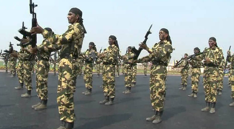 Recruitment in CRPF and salary 64009 rupees
