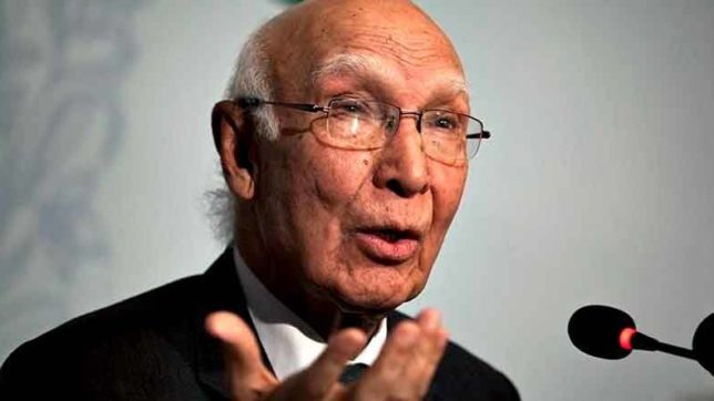pakistan, sindhu water treaty, Sartaz Aziz, uri attack, pak media