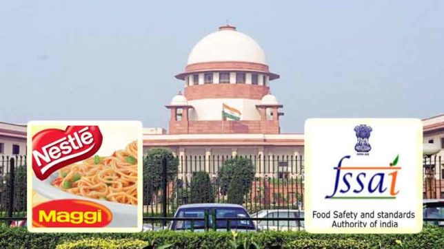 Supreme court, Fssai, petition, Nestle