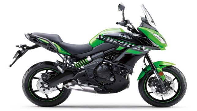 Kawasaki Versys 650 launched in India