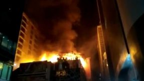 Fire-breaks-out-london-taxi-bar-at-Kamala-Mills-compound-in-Lower-Parel-area