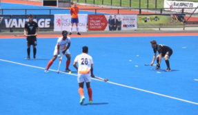 4-Nations Invitational Hockey Tournament