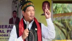 Conrad sangma to be Chief Minister of Meghalaya Swearing ceremony today