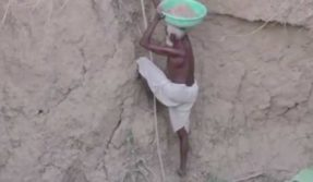 70-Year-Old-Man-Dig-A-Well