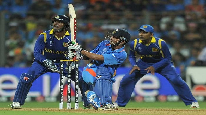 Gautam gambhir top 10 innings Video India to win 2011 world cup