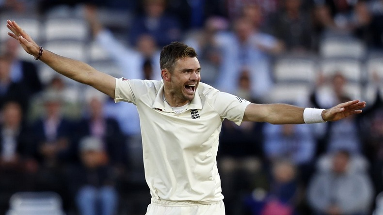 India vs England James Anderson 100 wickets at lords