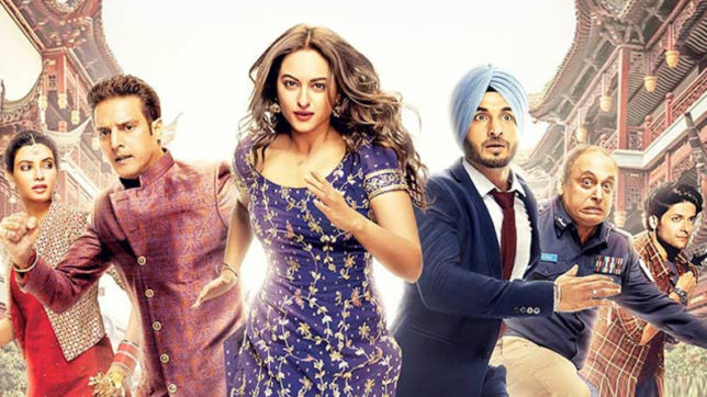 Image result for latest images of happy phir bhaag jayegi box collection