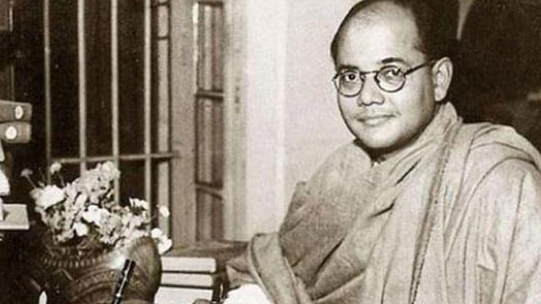 subhash chandr bose
