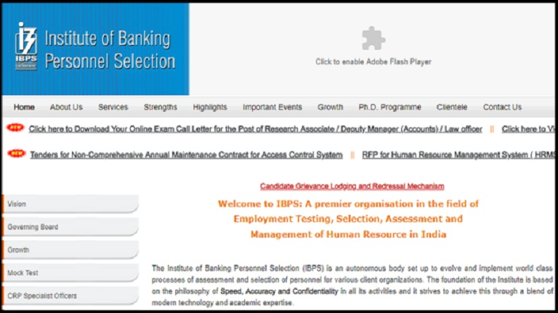 IBPS RRB Office Assistant Results 2018