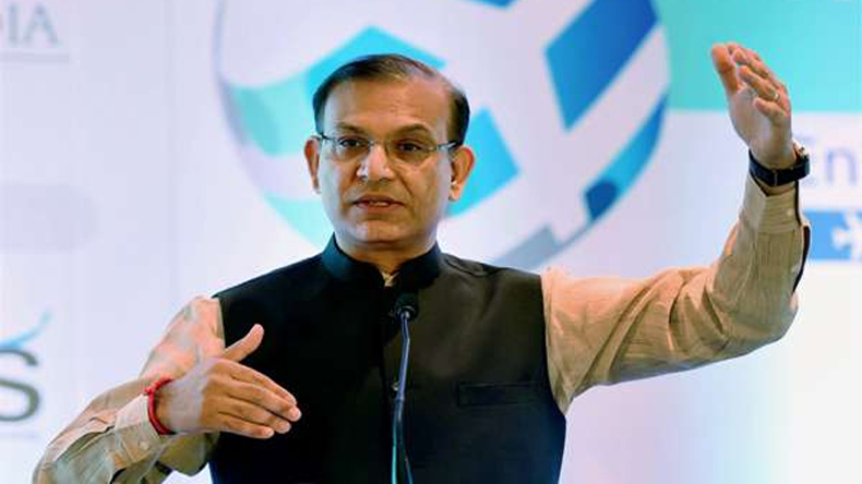 Jayant Sinha says per kilometer cost of air tickets cheaper than auto rickshaw ride