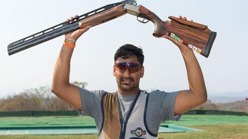 Ankur Mittal first indian shooter won men's double trap gold medal in the ISSF World Championship 2018 at Changwon