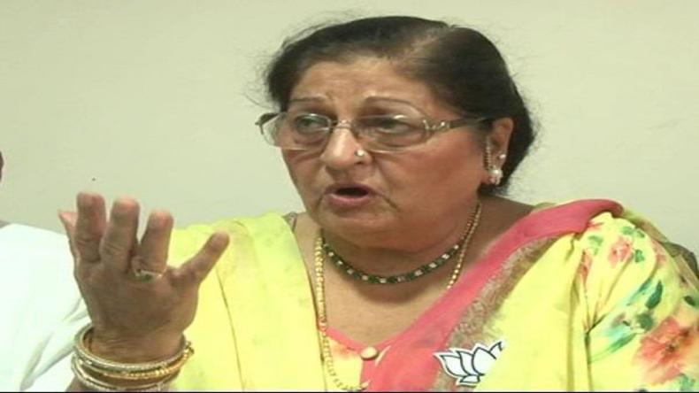 bjp mla premlata on rewari gangrape