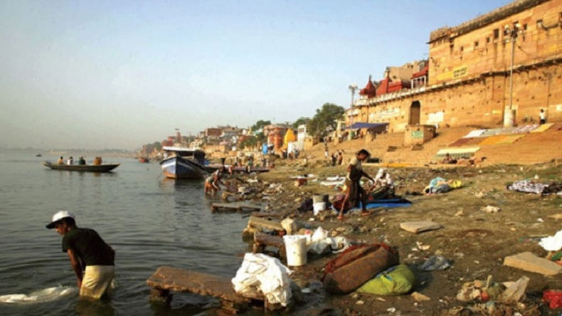 draft Bill for protection of the Ganga arrest those who pollute the river