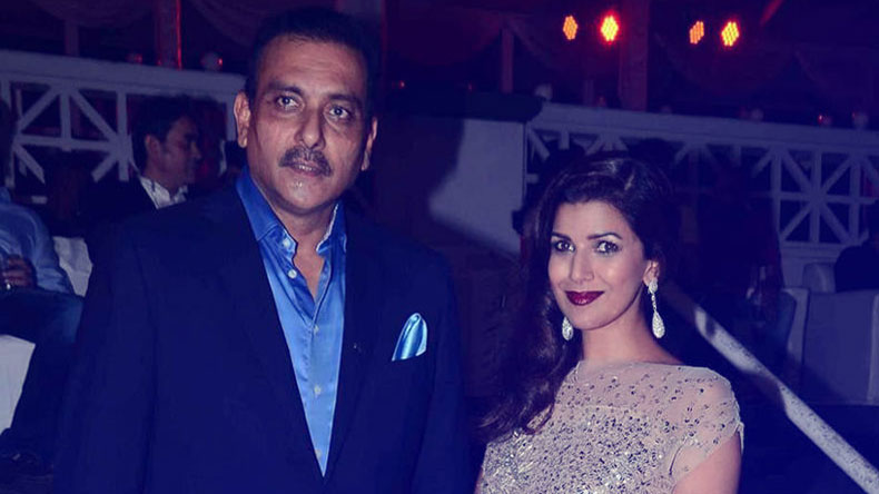 Team india head coach Ravi shastri dating bollywood actress Nimrat Kaur since 2 years