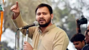tejashwi yadav attacks on Sushil Modi for his appeals to not commit crimes in pitrapaksh days in bihar
